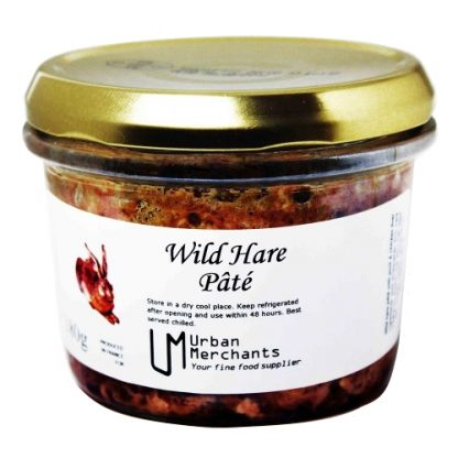 Wild Hare Pâté 180g