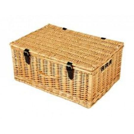 Hamper: 24 Inch Hand Made Wicker (11 - 12 items)
