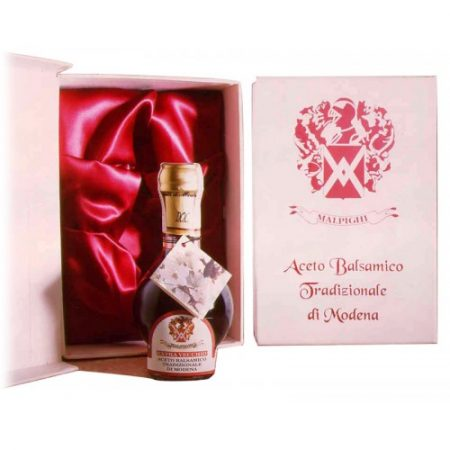 50-year Aged Balsamic Vinegar of Modena Riserva: Malpighi 100ml