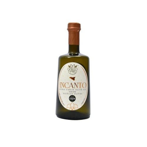 Incanto- Sicilian Cold Pressed Extra Virgin Olive Oil (New Harvest) 250ml