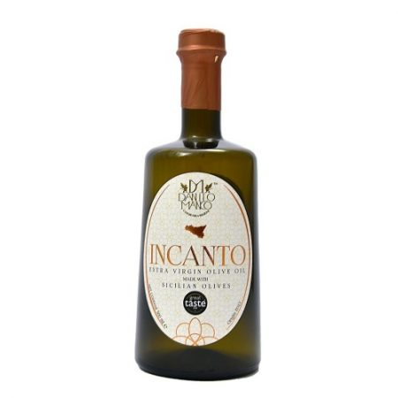 Incanto - Sicilian Cold Pressed Extra Virgin Olive Oil (New Harvest) 500ml