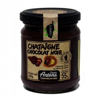 Chestnut and Dark Chocolate Spread 250g