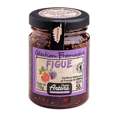 Fig Jam is the perfect accompaniment for a cheese board