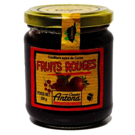 Jam: Mixed Red Fruit 250g