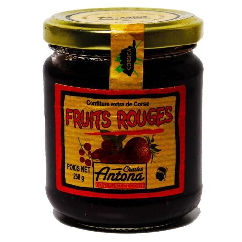 Jam: Mixed Red Fruit 250g