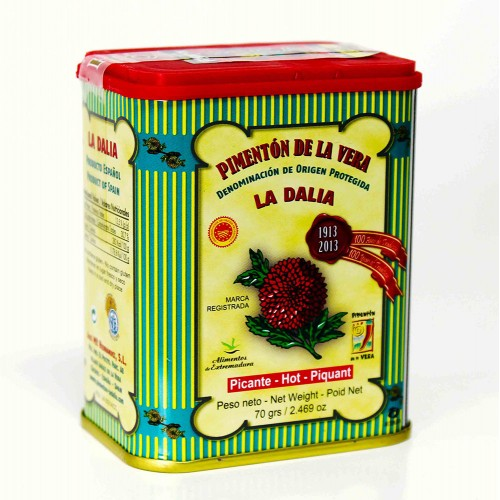 Hot Spanish Smoked Paprika 70g