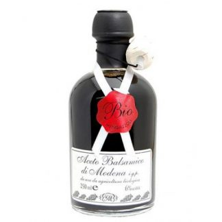 Balsamic Vinegar: Organic of Modena 250ml