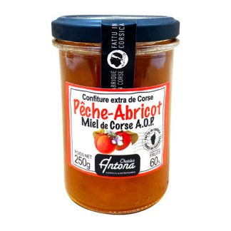 Peach and Apricot Jam from Corsica