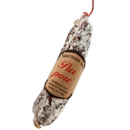 Pur Pork Saucisson Sec from the Savoie 210g