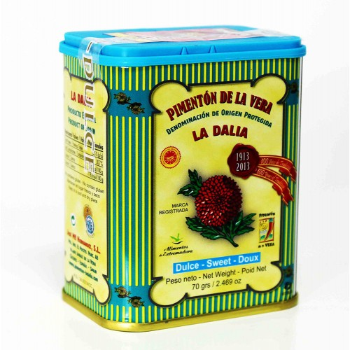 Sweet Spanish Smoked Paprika 70g