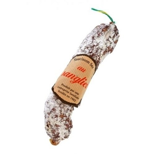 Wild Boar Saucisson Sec from the Savoie 210g