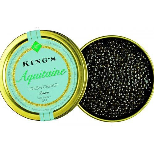 Caviar: Aquitaine 50g