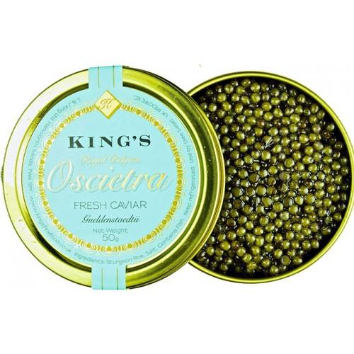 Caviar: Royal Belgian Oscietra 50g