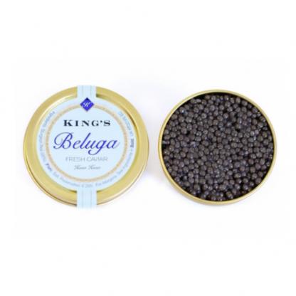 Caviar: Farmed Sustainable Beluga 30g