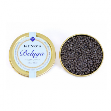 Caviar: Farmed Sustainable Beluga 30g