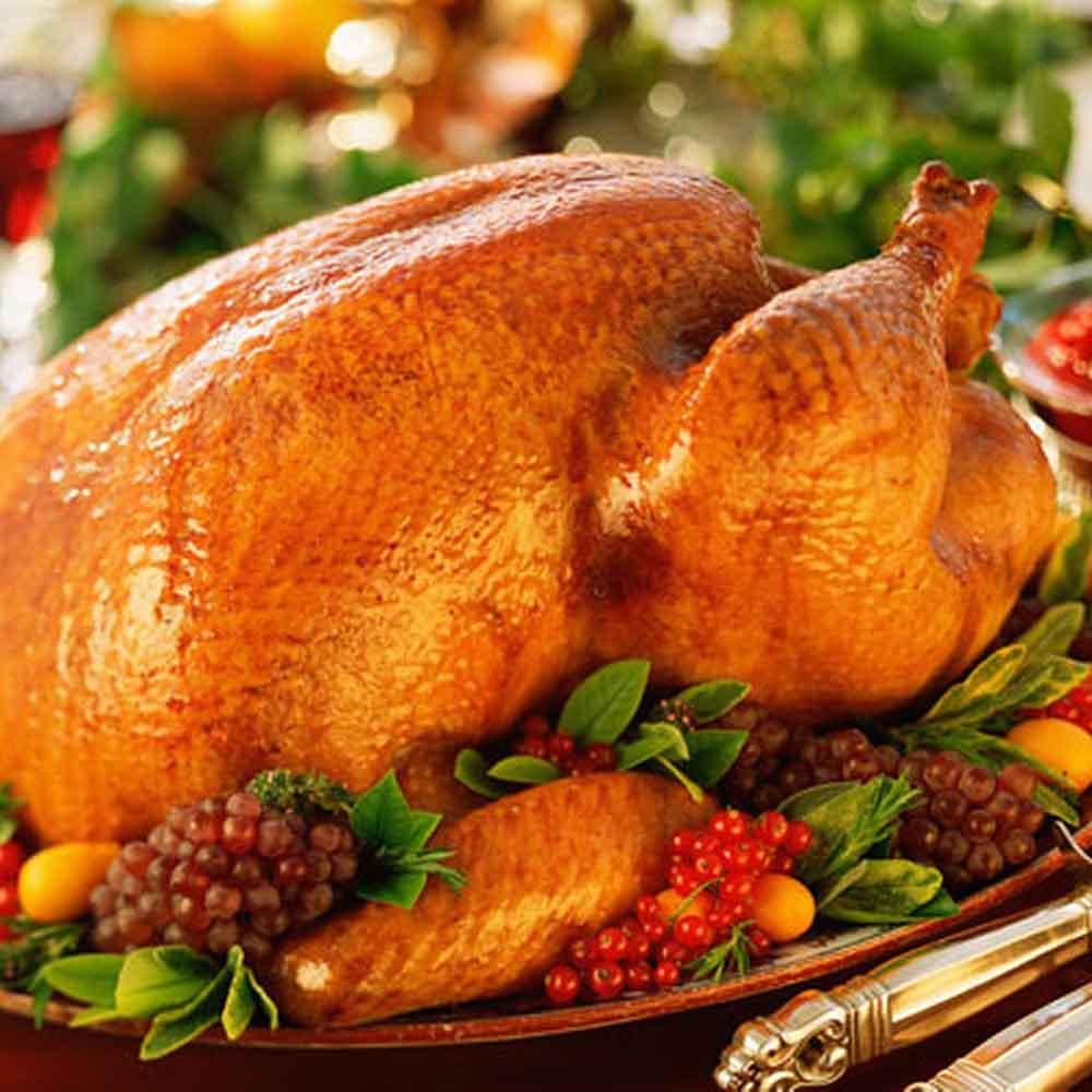 British free range Bronze Turkey 5-7kg