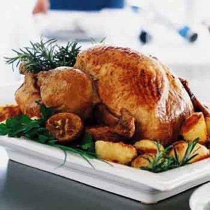 British free range White Turkey 5-7kg