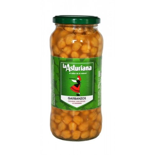 Garbanzos Chickpeas 570g