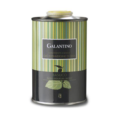 Basil Infused Extra Virgin Olive Oil 250ml