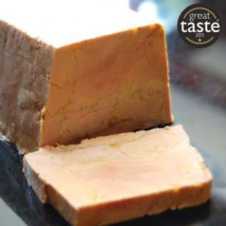 "Foie Gras: Terrine ""Prestige"" 240g"