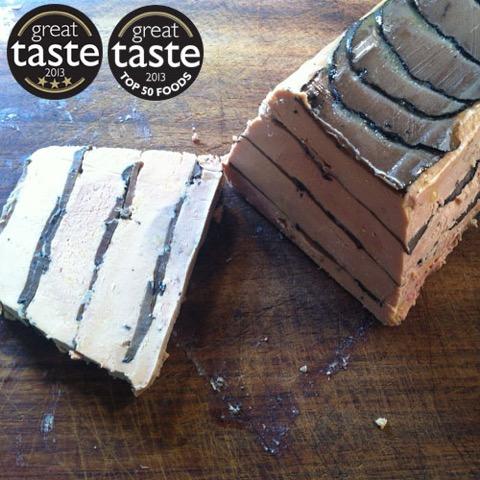 "Foie Gras: Truffle ""Mille Feuille"" 250g"