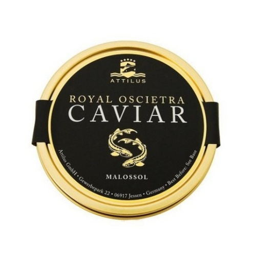Caviar: Royal Oscietra 125g