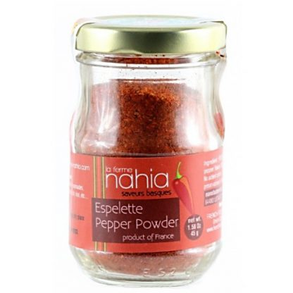 Espelette Chilli Pepper AOP 40g