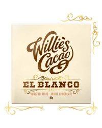 Willie's White chocolate 50g