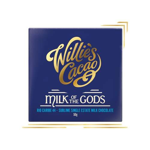 Willie's Cacao Milk of The Gods 50 g