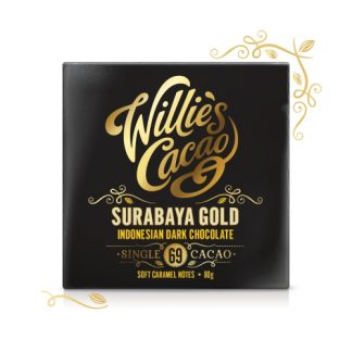 Willie's Surabaya Gold Chocolate 80g