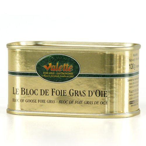 Goose Foie Gras, Block 130g