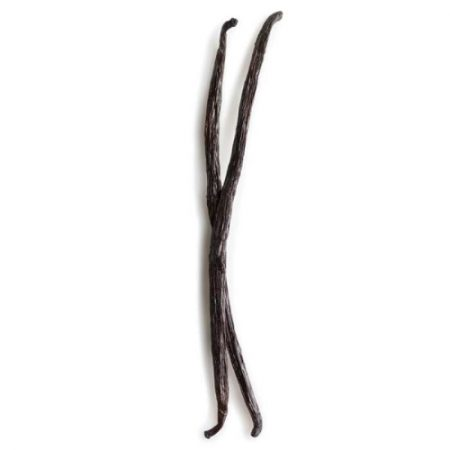 Indian Bourbon Vanilla Pods 14-16cm 2 per pack