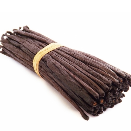 Indian Bourbon Vanilla Pods 14-16cm 100g