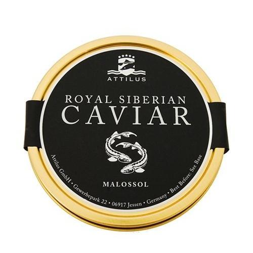 Royal Siberian Caviar 125g
