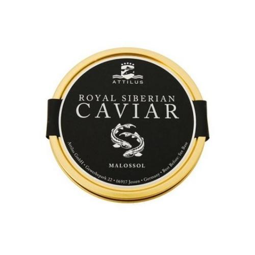 Royal Siberian Caviar 50g