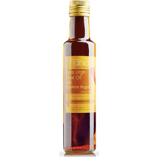Extra Virgin Olive Oil With Espelette Pepper 240ml