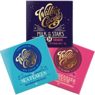 Urban Merchants' Tasting Selection Of Willie's Luxury Cacao 150g