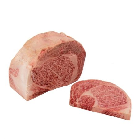 Wagyu (Japanese Beef) Ribeye, Flash Frozen