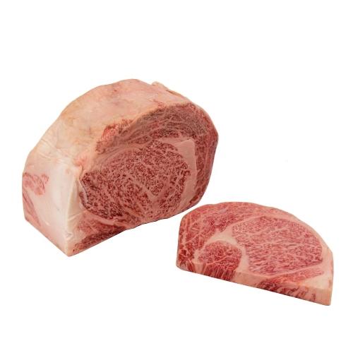 Wagyu (Japanese Beef) Ribeye, Flash Frozen B.M.S. 6-8, 220 – 250g