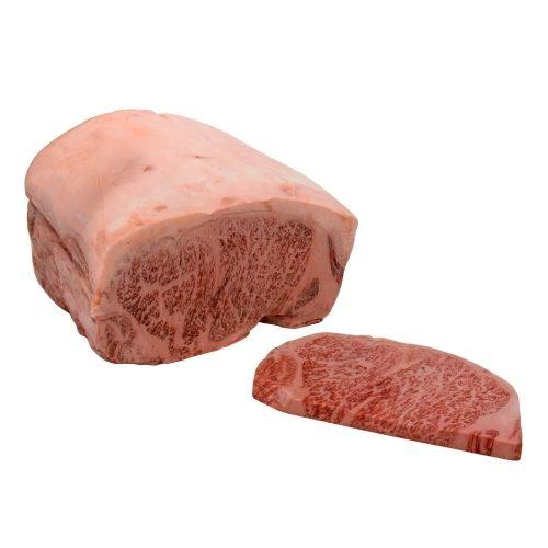 Wagyu (Japanese Beef) Sirloin, Flash Frozen B.M.S. 6-8, 220 – 250g