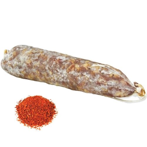 Espelette Saucisson Sec From The Savoie 210g