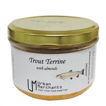 Trout Terrine with Almonds 180g