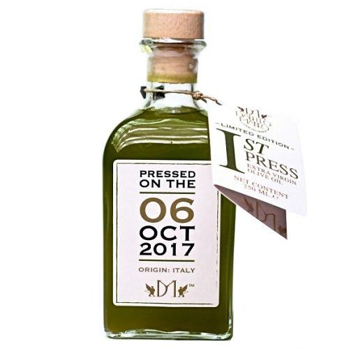 First Press Extra Virgin Olive Oil - Limited Edition 2017 - 250ml