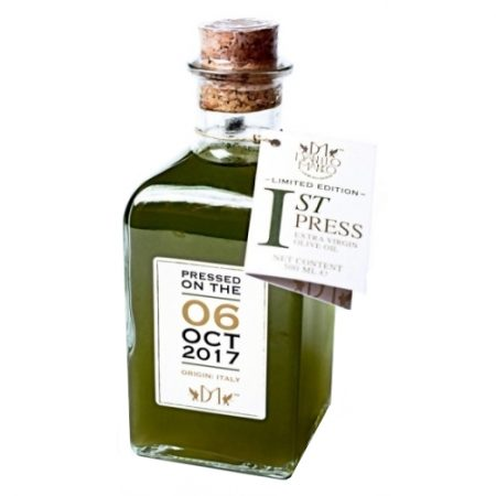 First Press Extra Virgin Olive Oil - Limited Edition 2017 - 500ml