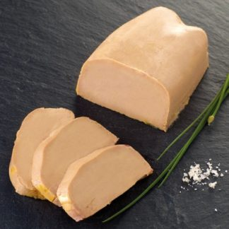 "Foie Gras Terrine ""Entier"" with Tokaji Wine 275g"