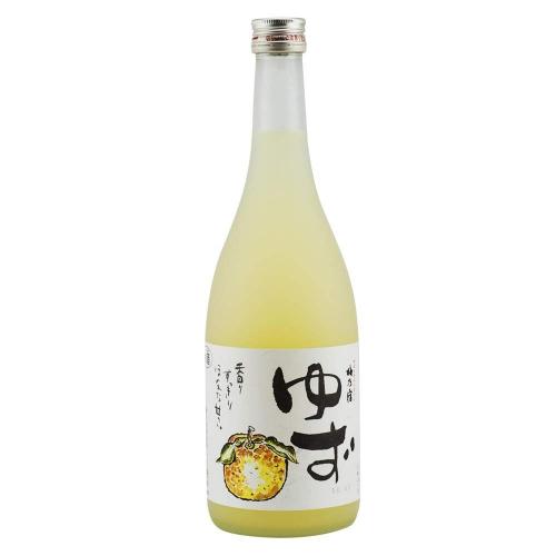 Yuzu Sake (Umeno Nado Yuzu) 720 ml