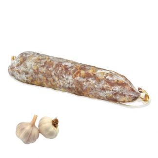 Garlic Saucisson Sec From The Savoie 210g
