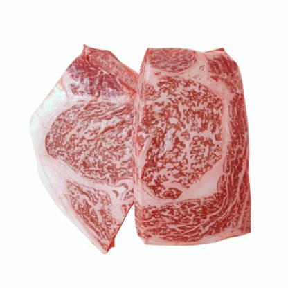 Wagyu (Japanese Beef) Ribeye, Flash Frozen