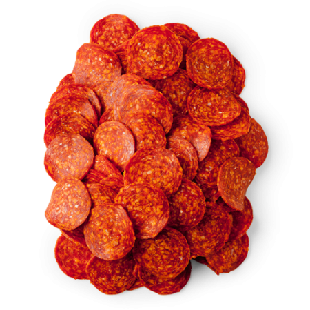 Hungarian Gyula sausage, sliced 1kg