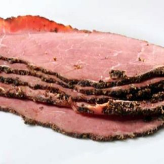 Sliced Pastrami 454g